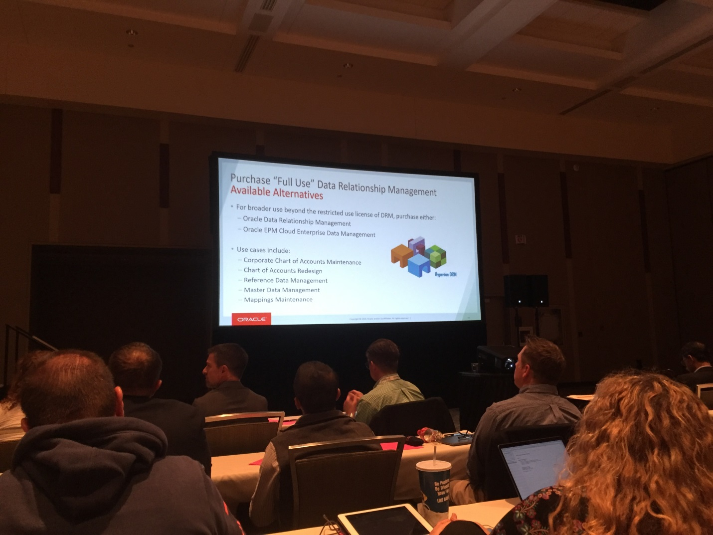 KScope 19 live blog, Day 1, Part 3 – The Truth About CPM